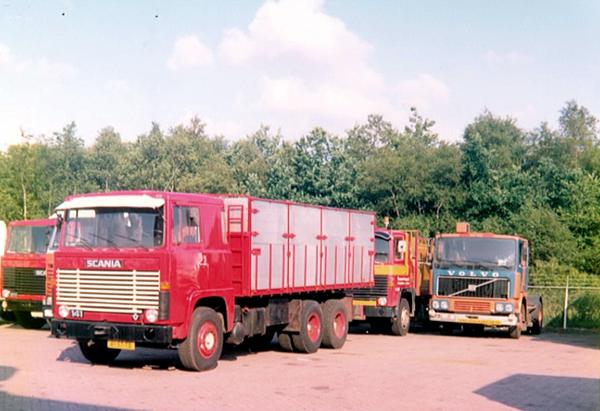 Scania-Volvo