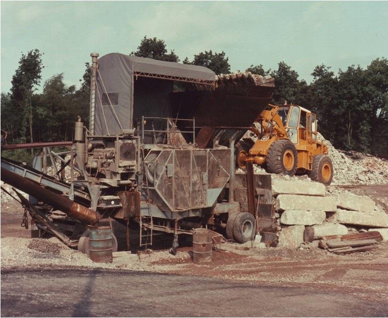 6-1979-De-eerste-puinbreker-van-het-merk-PARKER-in-bedrijf