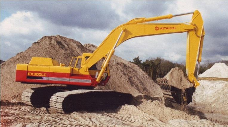92-1999-HITACHI-EX-300-LC