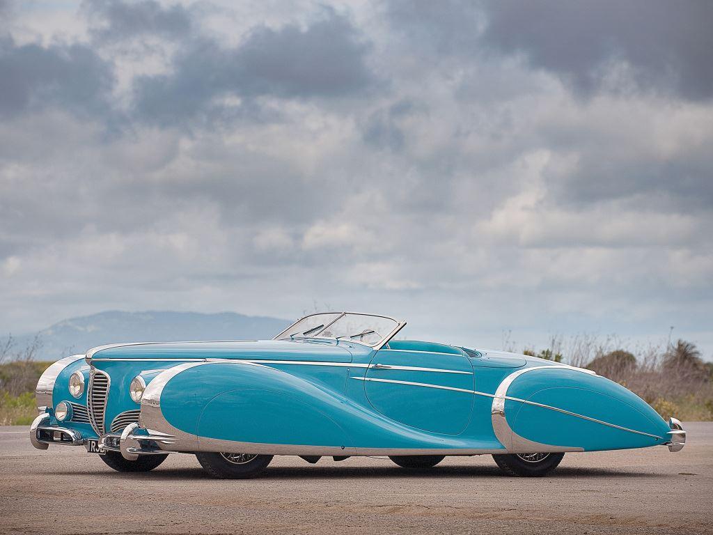 Delahaye-175S-Roadster-par-Saoutchik--1949-1