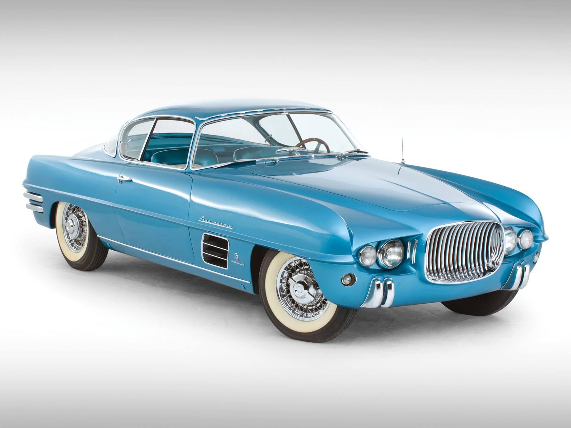 Dodge-Firearrow-III-Sport-Coupe-1954-1