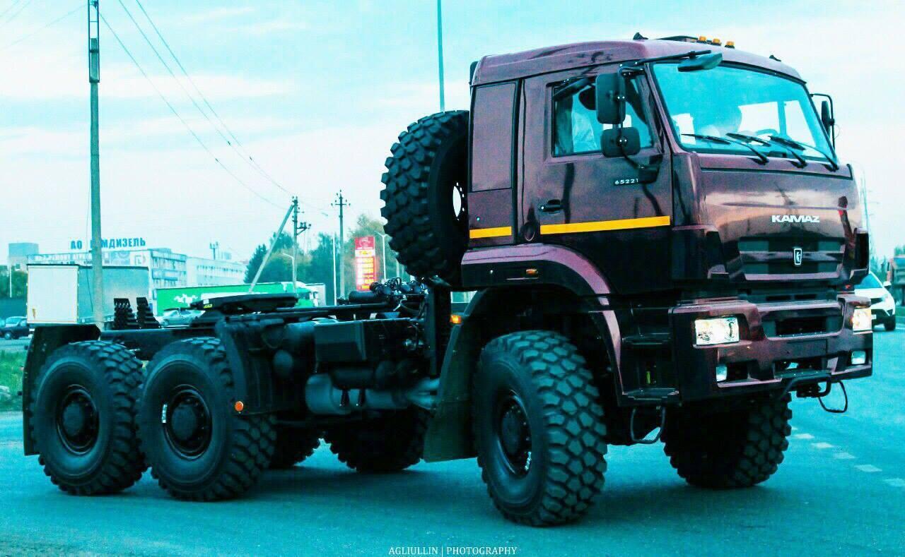 Kamaz-6X6