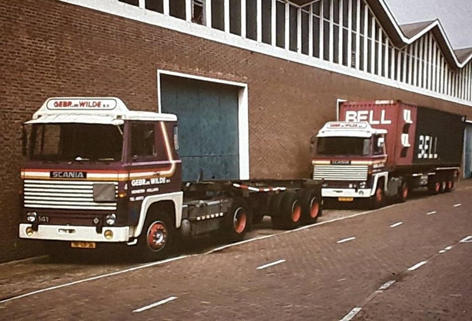 Scania-geparkeerd-in-Monster