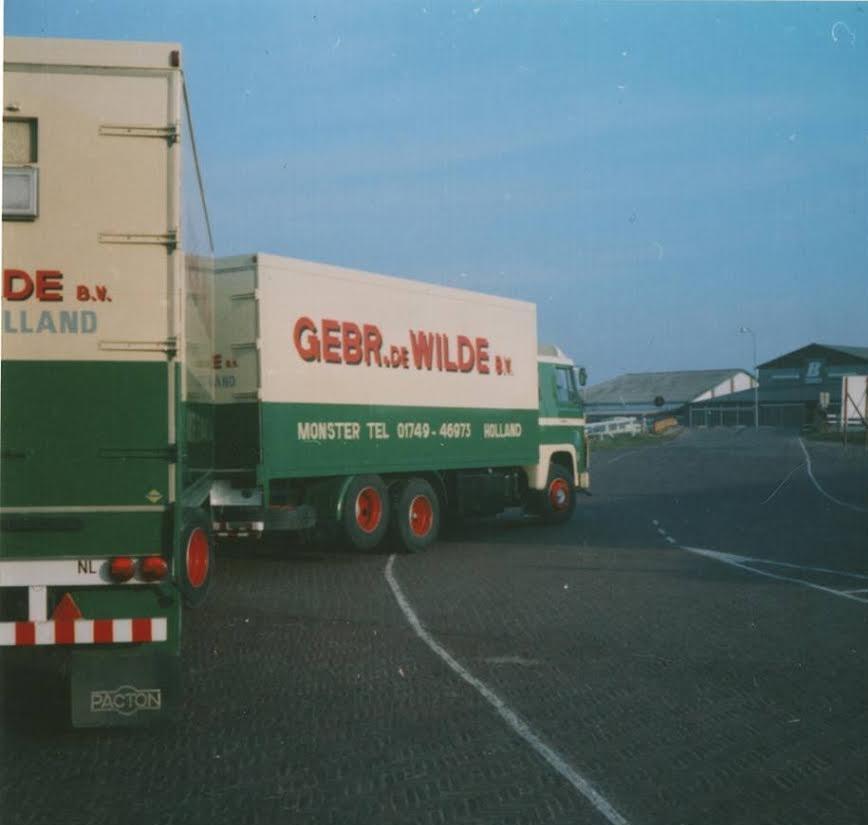 Scania-Koelwagen