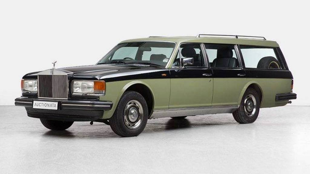 1983-Rolls-Royce-Silver-Spirit-Estate-1