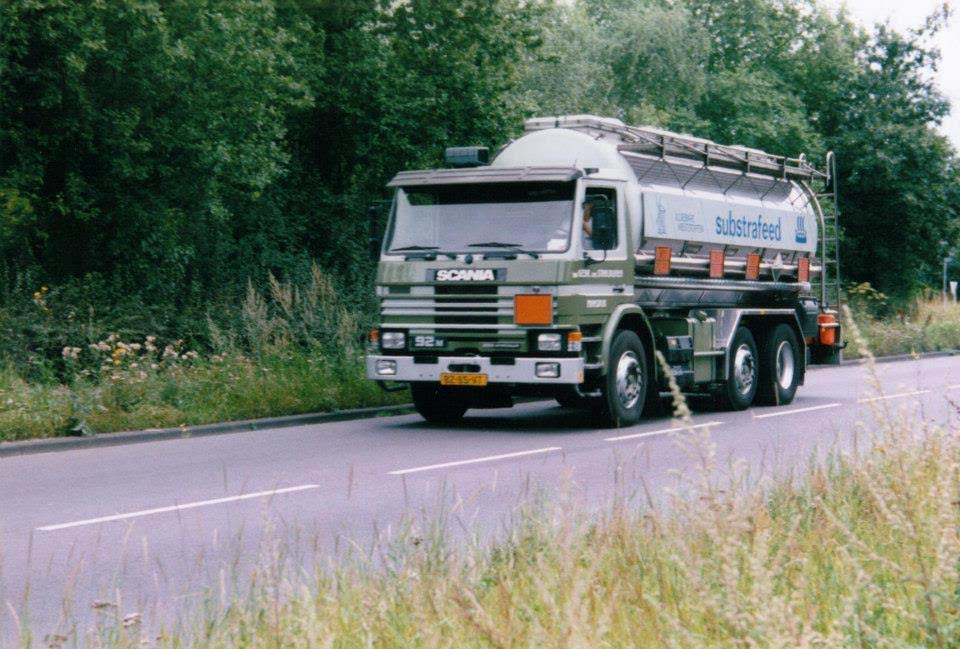 Scania-substrafeed
