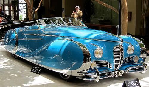 1949-Saoutchik-Delahaye-175S-Roadster