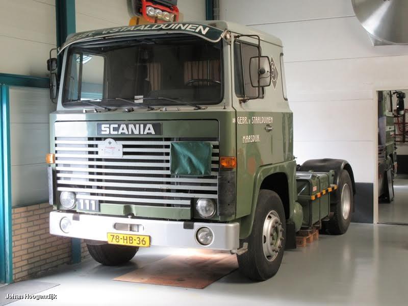 Scania-111-in-museum