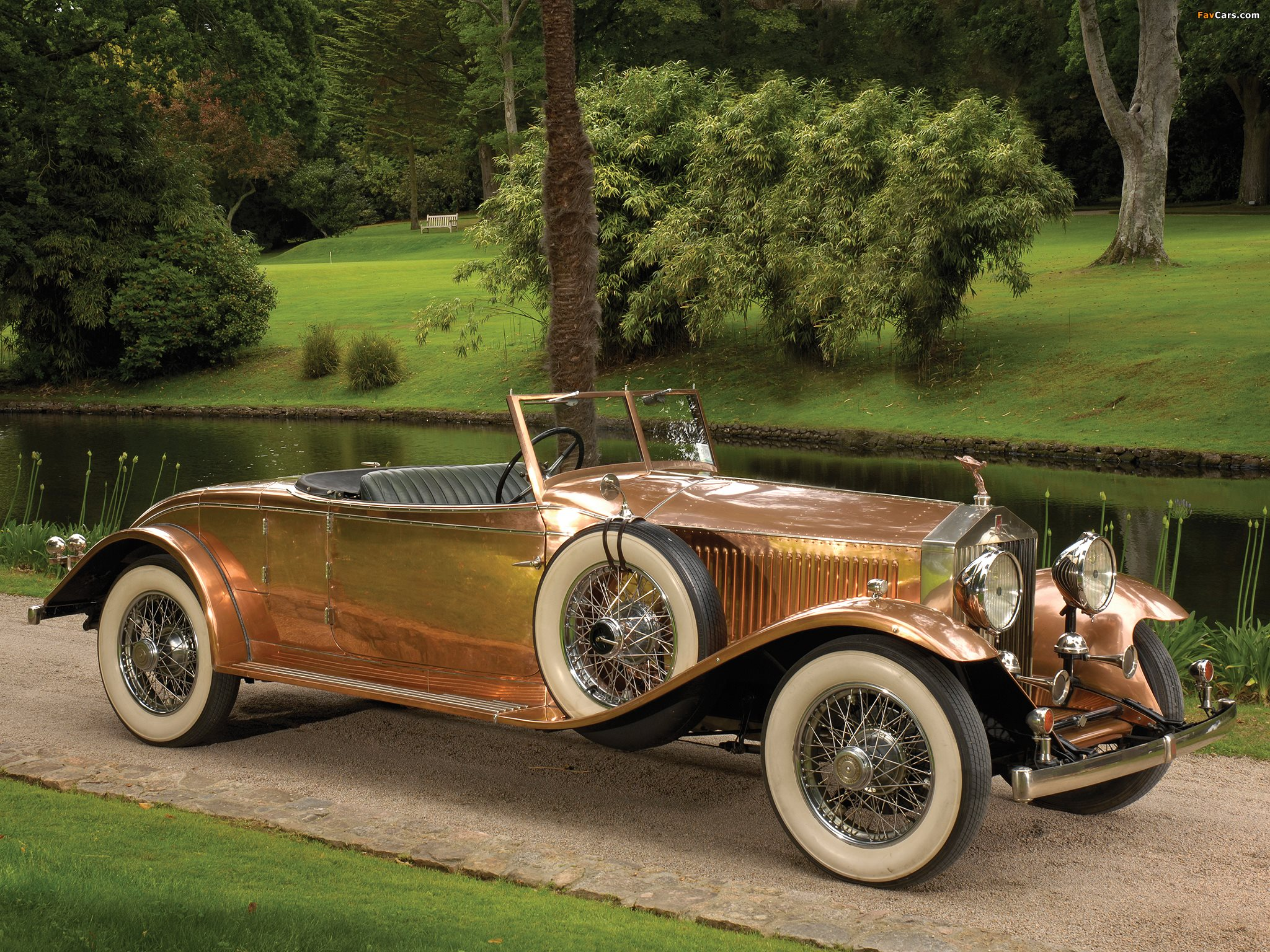The-copper-bodied-1930-Rolls-Royce-Phantom-II-Open-Tourer-1