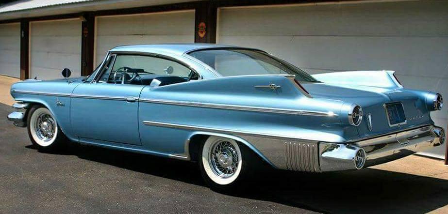 Dodge-Plolara-1960