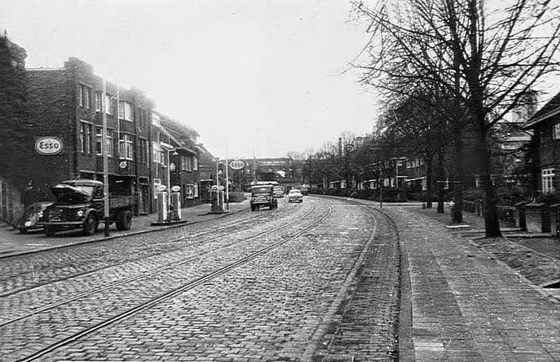 Akerstraat-Hoensbroek-jaren-40