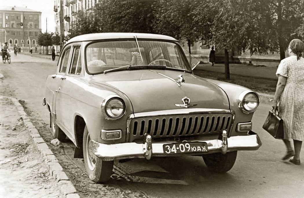 Orekhovo-zuyevo-moskou-regio--eind-1960