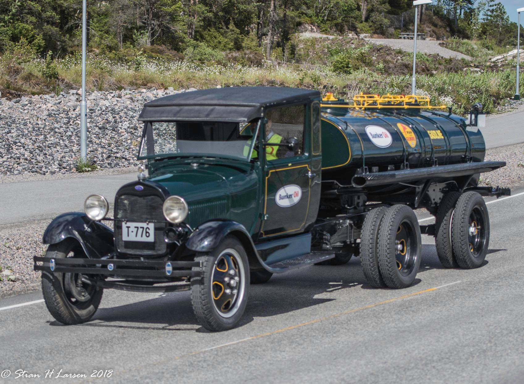 Ford-A-1929-Finland