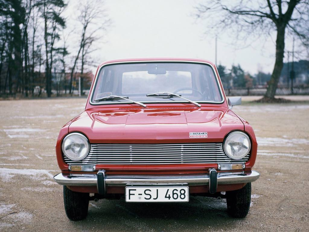 Simca-1100--1967-1