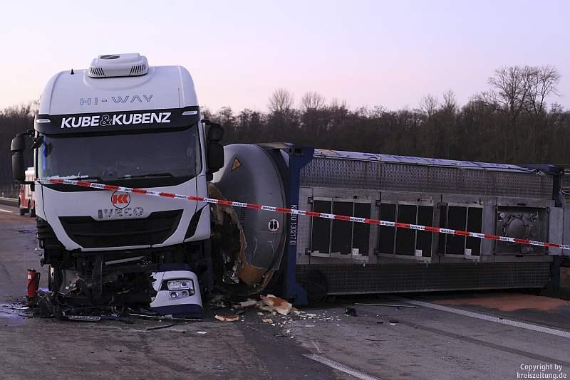 unfall-lastwagen--Vechta