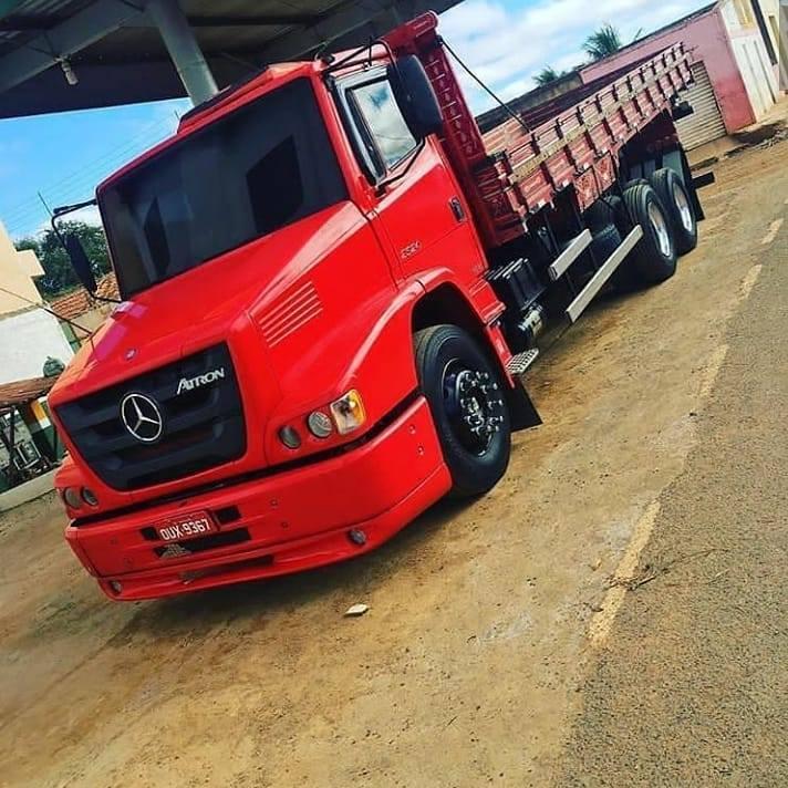 Mercedes-Atron