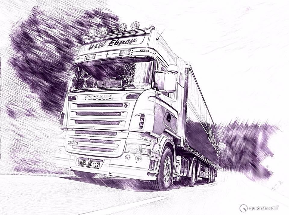 Scania-art