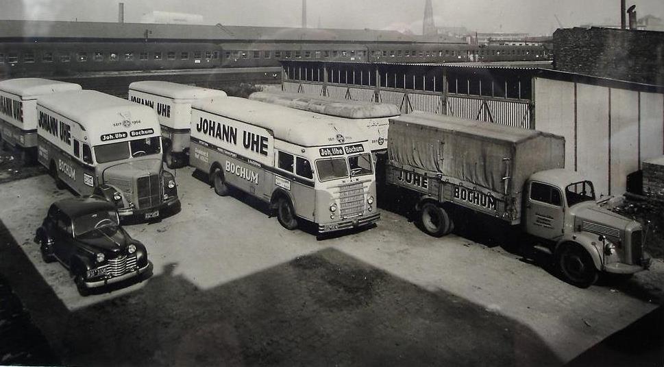 Bochum-Johann-Uhe-Mobeltransporte-und-Umzuge-1954
