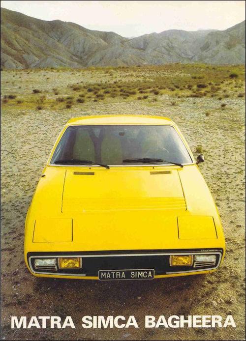 Matra-Somca-Bagheera-1294-cc-84-PK-25260-exemplaren-1973-1978-plastic-carr-1