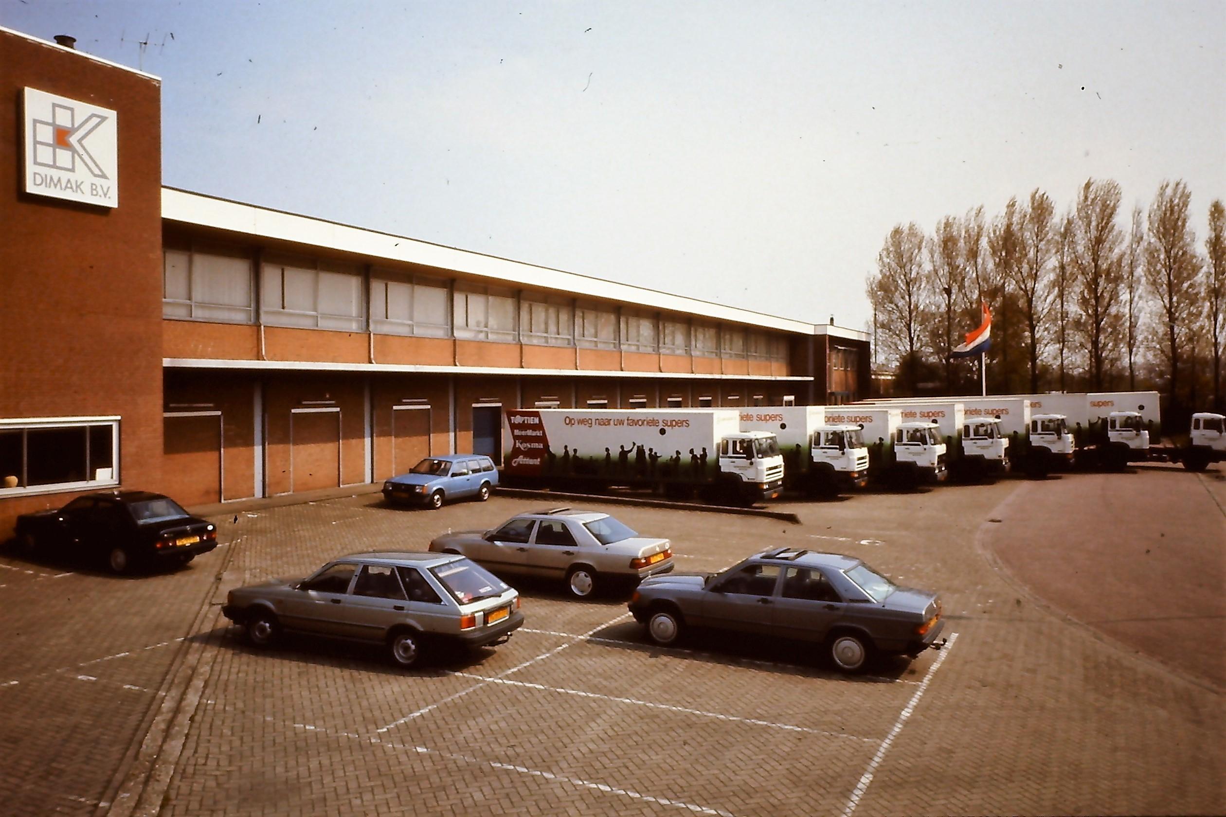 1990-wagenpark