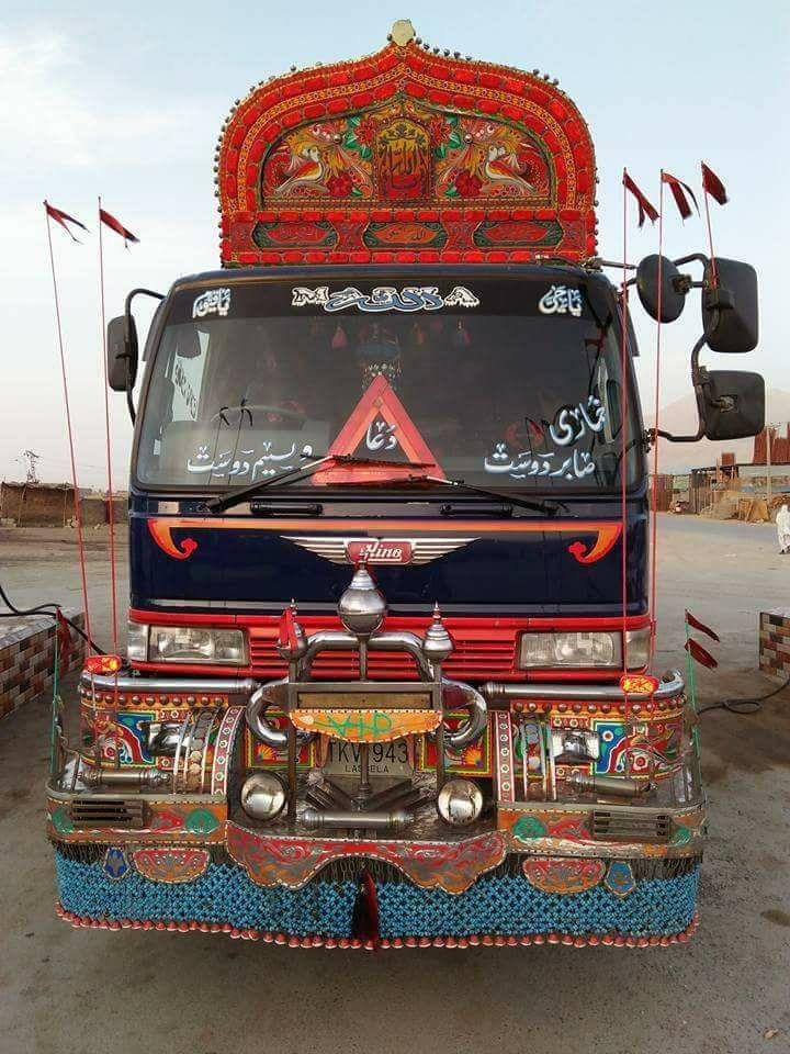 Hino---camion