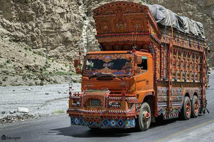 Hino-6X4-pakistan