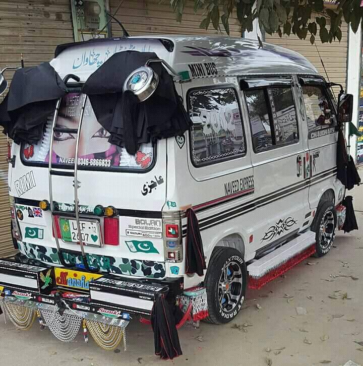 Mini-bus-india