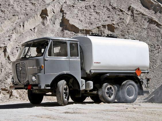Lacia-Truck-6X2