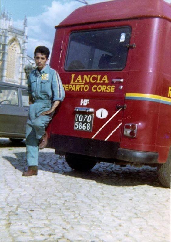 Lancia-services