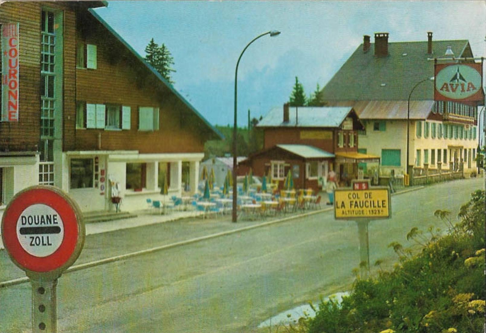 Grens-La-Faucille