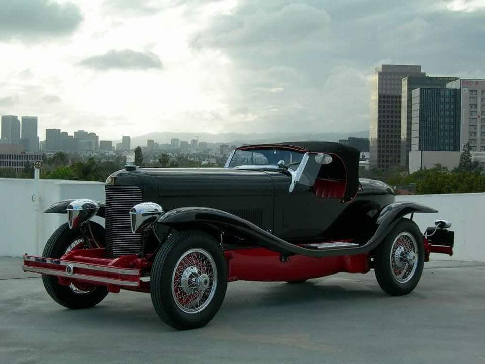 DuPont-Model-G-Speedster----1929-1