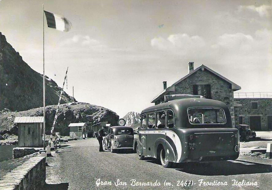 Grens-San-Bernardo-Italy