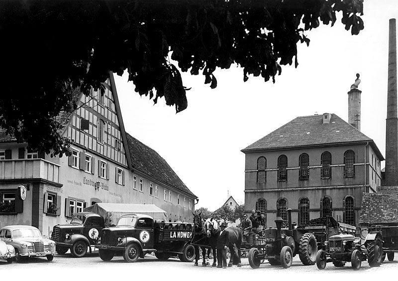 Reichelshofen-Bayern-Landwehr-Brau-1954