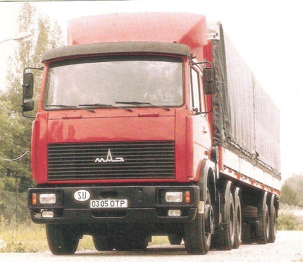 MAZ-6X4