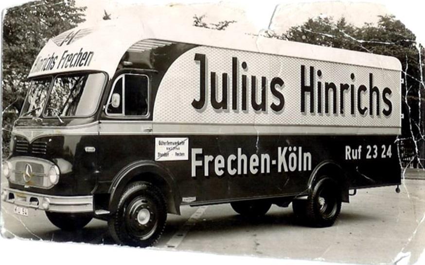 Mercedes-Julius-Hinrrichs-Frechen