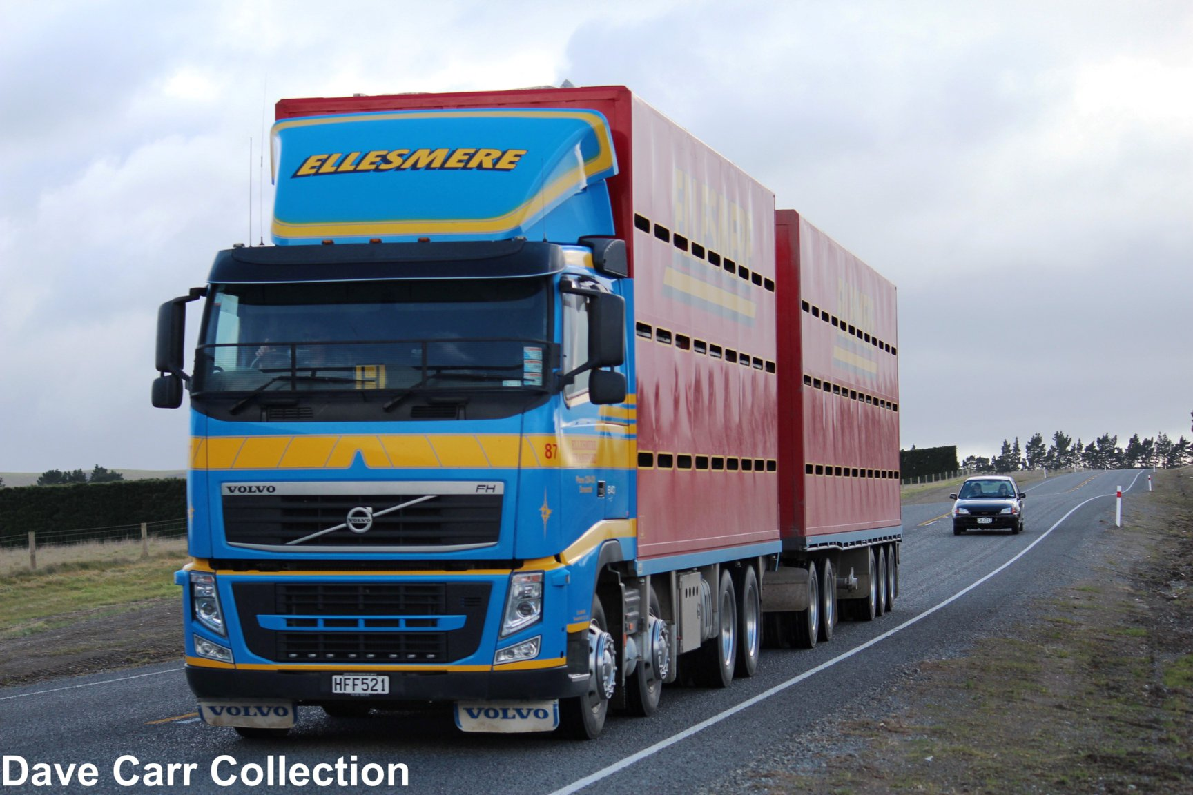 Ellesmere-Transport-No-87---Waikari--25-July-2014