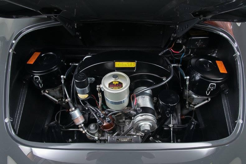 PORSCHE-356-B-TWIN-GRILLE-ROADSTER---1962-4