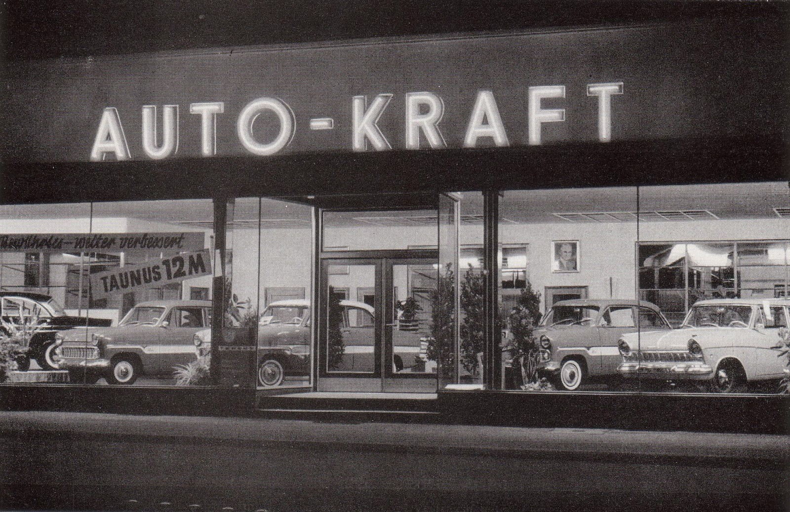 1959-Kaiserslautern-Pariser-Strasse-Auto-Kraft-GmbH-Ford-Vertragshandler