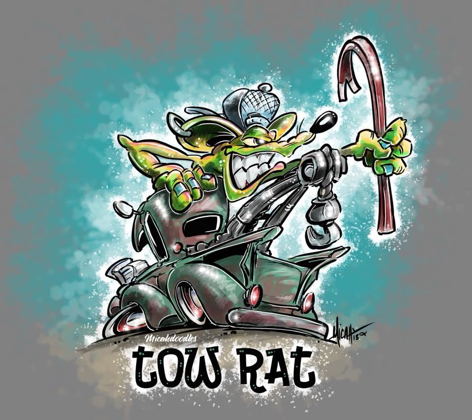 tow-rat