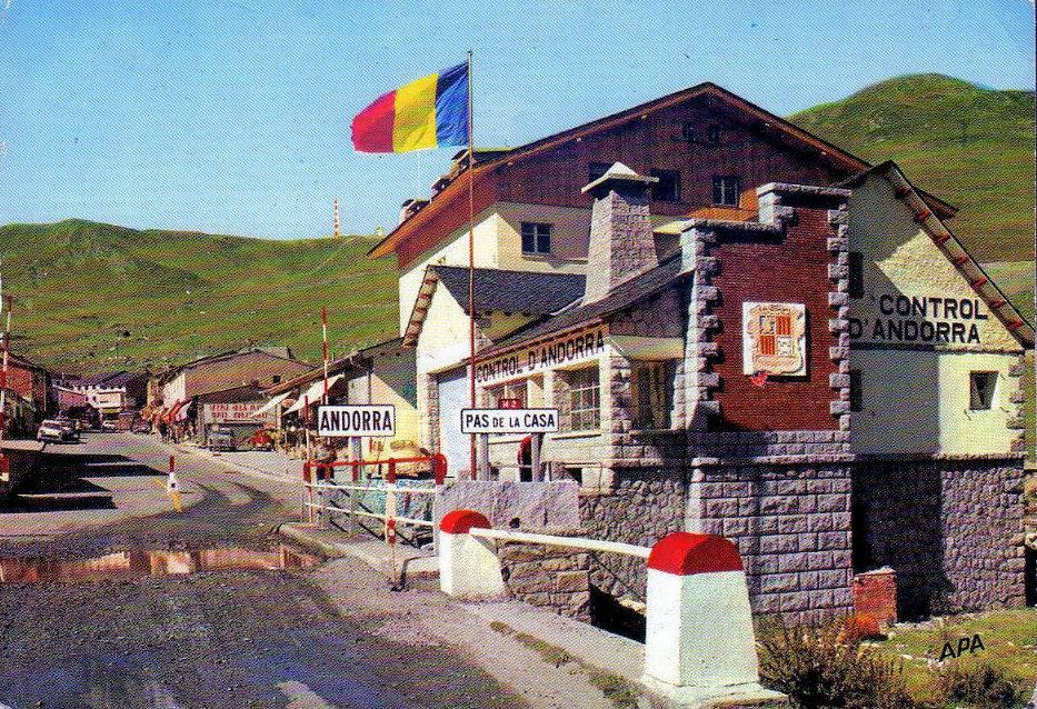 Grens-Andorra