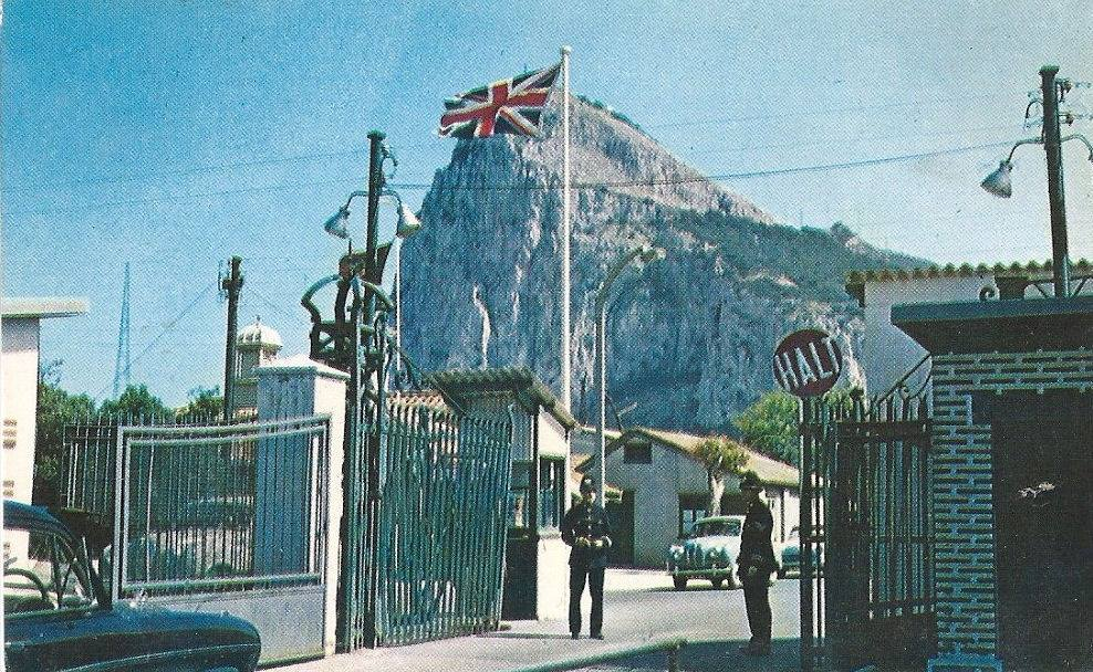 grens--Gibraltar