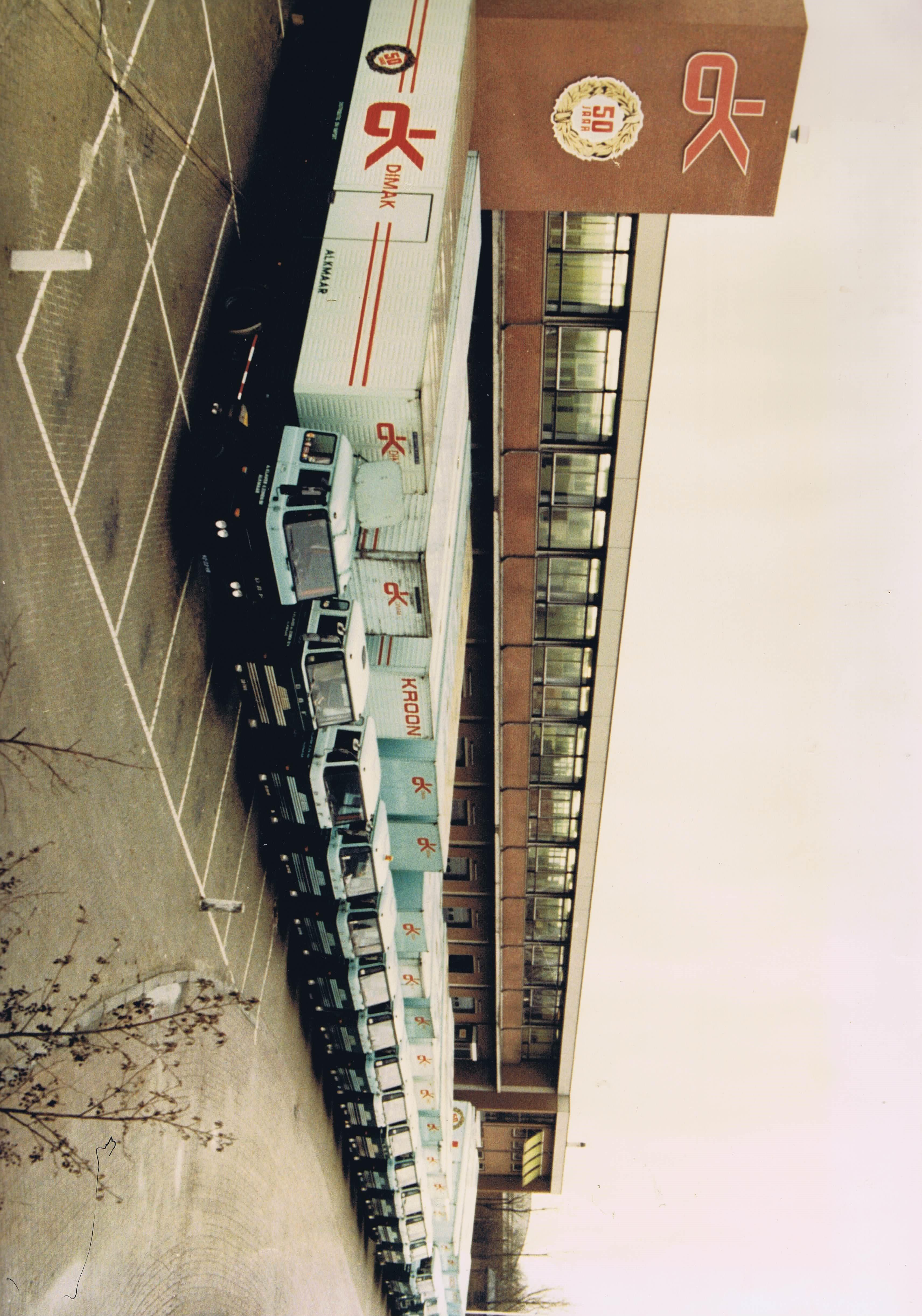 Klaver_Dimak_Wagenpark_tijdens_50_jarig_bestaan_in_1978