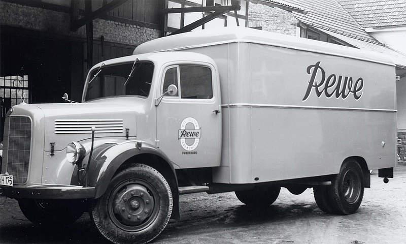 rewe-Mercedes