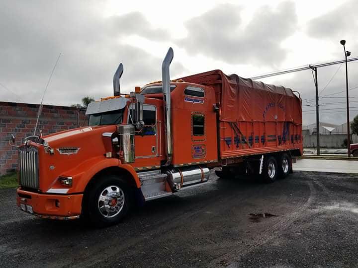 Kenworth-Camione