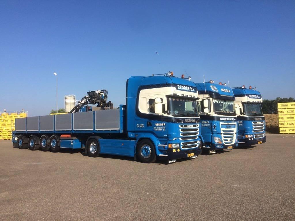 Scania-Daf-Scania