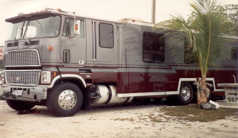 Ford-camper
