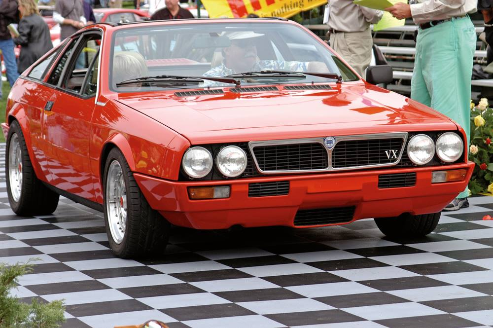 Lancia--MONTECARLO-VOLUMEX