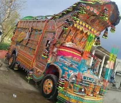 Bedford--truck