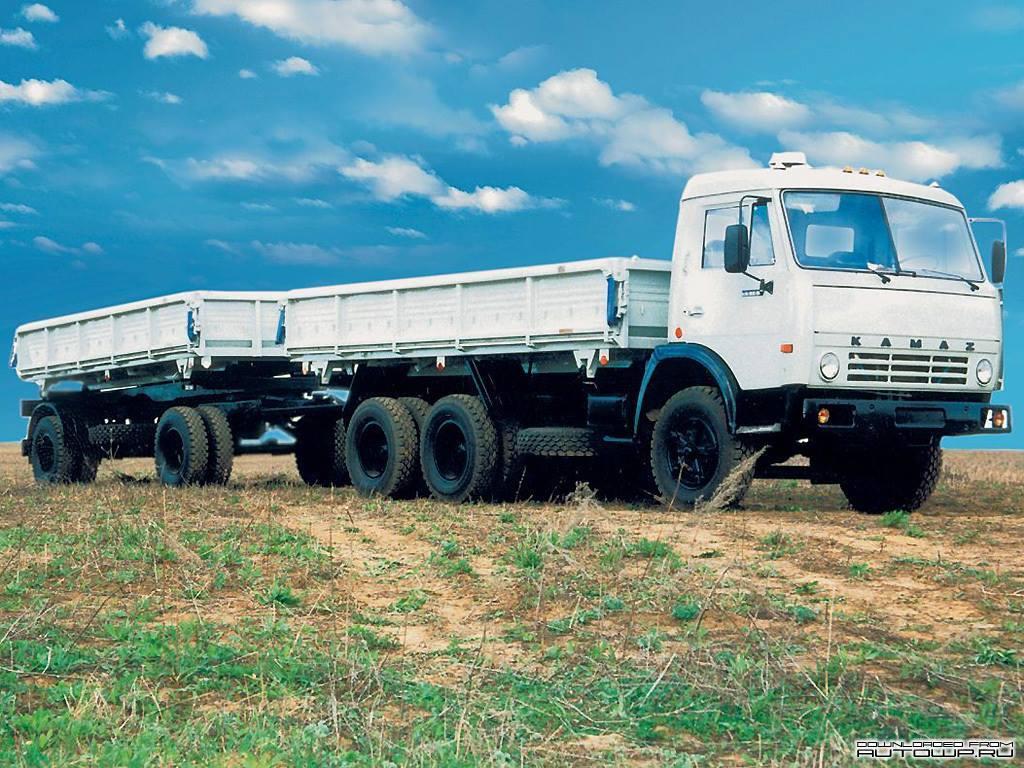 Kamaz-A3-55102-1980
