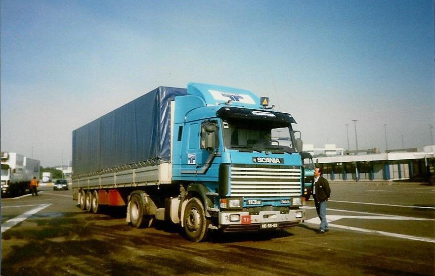 Scania-113-M-Border-Rekkem-Belgium